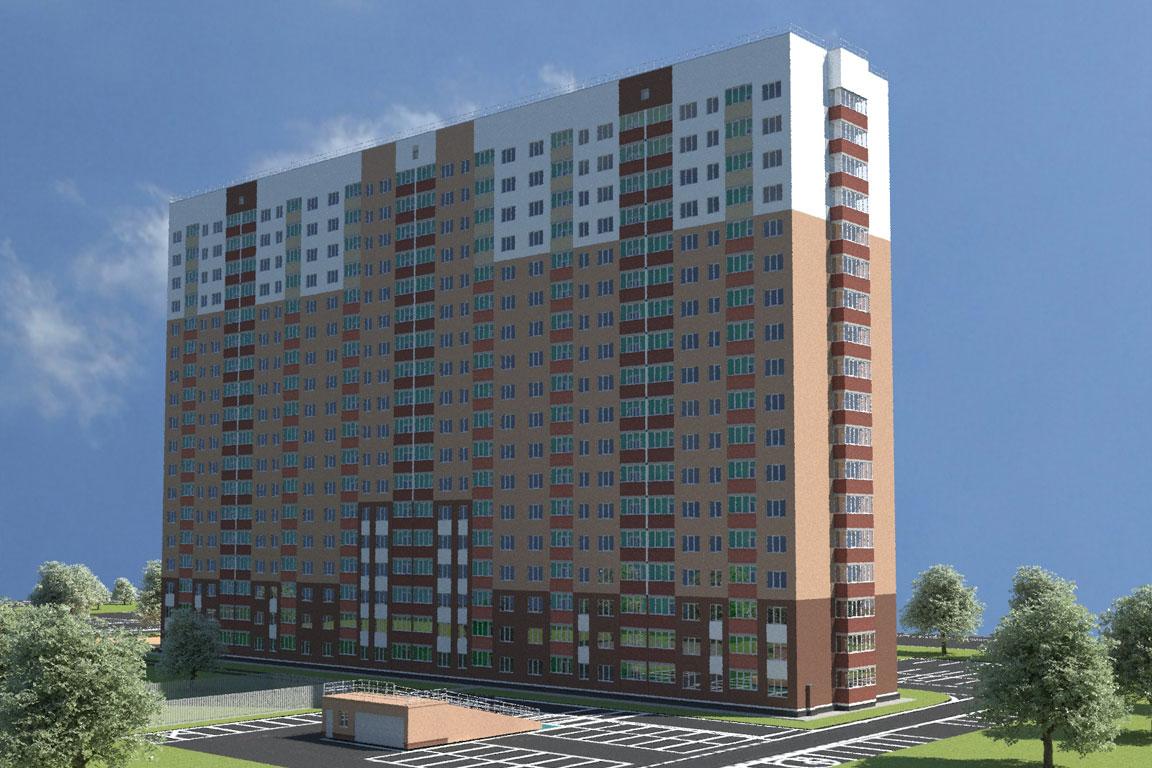Строительство жилого дома в Ульяновске